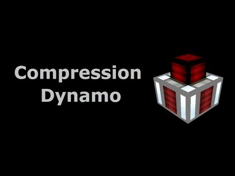 Compression Dynamo (Tekkit/Feed The Beast) - Minecraft In Minutes