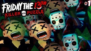 Vídeo Friday the 13th: Killer Puzzle