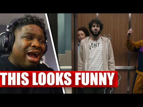 Lil Dicky - DAVE Is Coming (Official TV Show Trailer) - REACTION