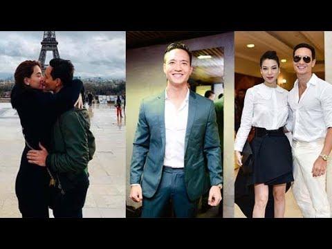 """Tiểu Sử Kim Lý - Chàng diễn viên Việt kiều điển trai và 2 cuộc tình với """"gái đã có chồng"""""""
