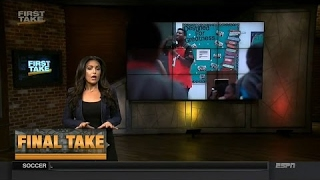 ESPN First Take   - Molly Qerim Final Take Of The Day