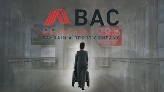 Special Assistance Services at Bahrain International Airport