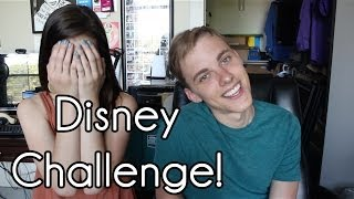 Repeat youtube video Disney Challenge with JON COZART!