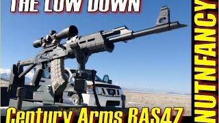 Century Arms RAS47:  AK Rifle Excellence Or Crap?