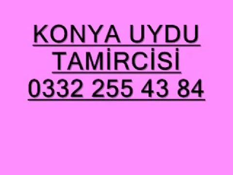 Konya Tamirci 0(332)255.43.84 Selçuklu Karatay Meram Uydu Çanak Anten Tamircisi