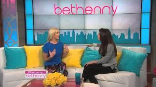 Jennie Garth on Being a Single Mom