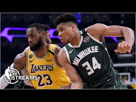 Is LeBron James catching Giannis Antetokounmpo in the MVP race?   Hoop Streams