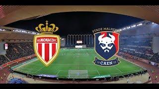 Live AS Monaco - SM Caen - Ligue 1 Conforama