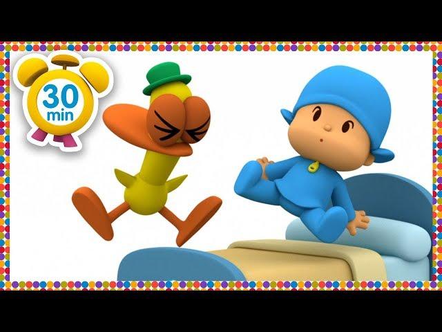 ⏰ POCOYÓ en ESPAÑOL - ¡A levantarse! [ 30 minutos ] | DIBUJOS ANIMADOS infantiles en ESPAÑOL