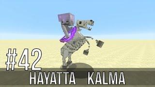 İskelet At | Bölüm 42 | Minecraft Survival |