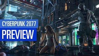 Cyberpunk 2077-News: Release, Gameplay, Charakterklassen
