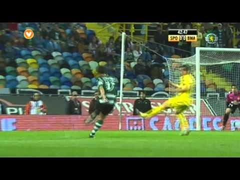22J :: Sporting - 1 x Beira Mar - 0 de 2010/2011