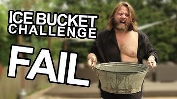 ALS Ice Bucket Challenge FAIL Tech-Nick (Antoine Monot Jr.)