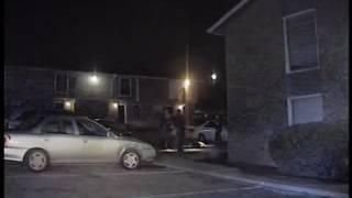 كاميرة سيارة توثق قيام  شرطة تكساس بإطلاق النار على رجل من أصول أفريقية