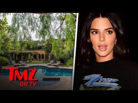 Kendall Jenner's Stalker Arrested After BREAKING Into Her House!  TMZ TV