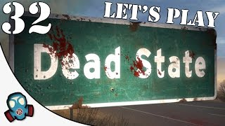 Let's Play: Dead State - 32 - Unique Weapons?