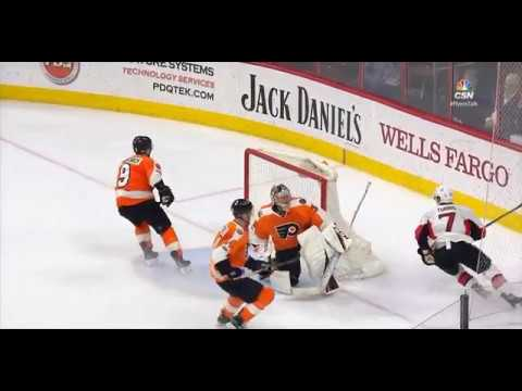 OTTAWA SENATORS vs PHILADELPHIA FLYERS (Mar 28)