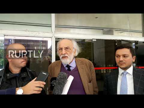 Greece: Bitcoin fraud suspect Vinnik leaves Athens Supreme Court after US extradition appeal