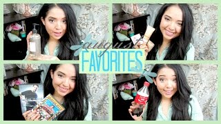 AUGUST FAVORITES ♡ Makeup, Movies & More! Thumbnail