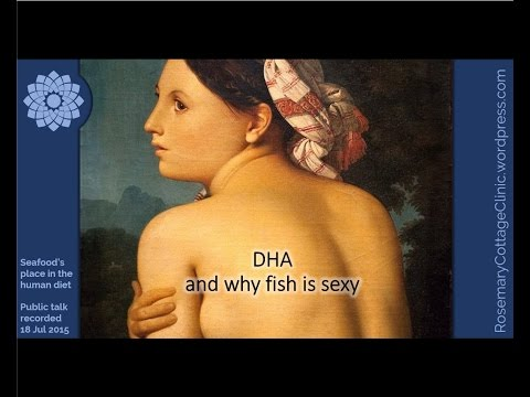 Seafood PART 3 - Fish Oils, DHA And Why Fish Is Sexy