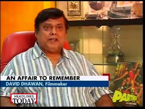 An Affair to Remember: Laughing with David Dhawan