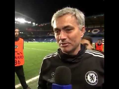 Download The moment Zlatan Ibrahimovic nearly gave José Mourinho a heart attack...