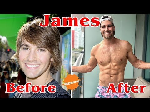 Nickelodeon Stars - Before and After 2019 [part 2]