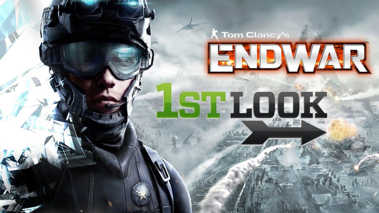 Hd wallpaper 3 tom clancy s endwar online - Hd Wallpaper 3 Tom Clancy S Endwar Online 12