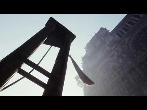 Assassins Creed Unity - Sneak Peek Video - Eurogamer