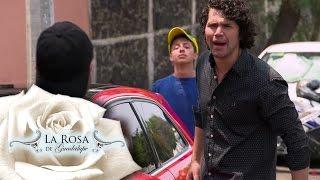 ¡Alan manda matar a César!   Una bomba de amor   La Rosa de Guadalupe