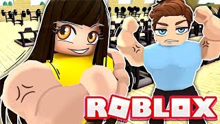 Getting BUFF And Starting Our Own Gym! (Roblox)