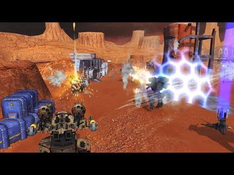 "War Robots - Upcoming game mode ""Beacon Rush"""