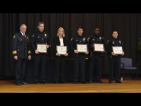Virginia Beach Police Department - Police & Citizen Public Service Awards