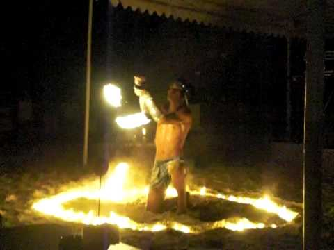 Fire Dancer - Boracay Regency -TravelOnline TV