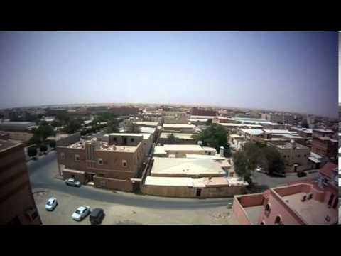 View from apartment, Khafji, Saudi Arabia