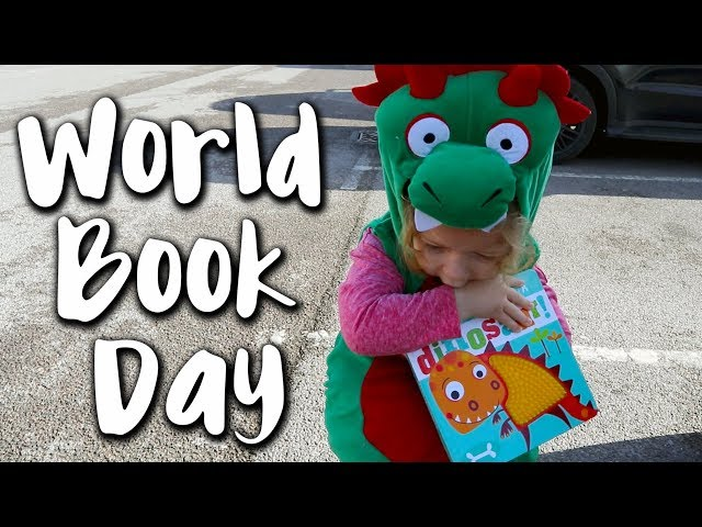 World Book Day | 360 Imaginative Play Stevenage | NomadiDaddy