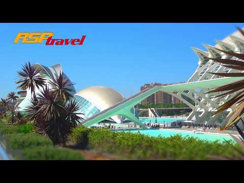 RSP Travel presents Valencia, Spain (travel guide) - Ultra HD