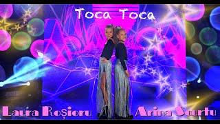 Arina Scurtu & Laura Roșioru (TiGi Academy) – Toca Toca Resimi