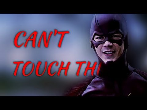 The Flash Barry Allen: Cant Touch This