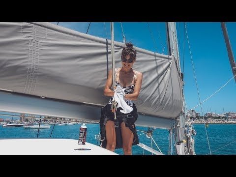 FINAL PREP for our Pacific Ocean Passage || Biggest Sailing Adventure Of Our Lives!