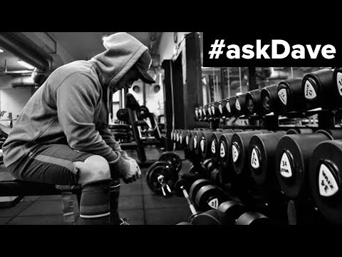 Bodybuilding & Depression #askDave