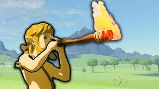 Zelda speedruns that make link do questionable things
