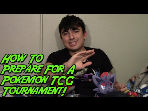 How To Prepare For A Major Pokemon TCG Tournament!
