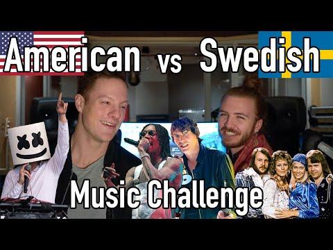 Swedish vs American Music Challenge