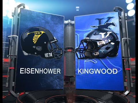 Kingwood vs Eisenhower Full Game 9/17/2015