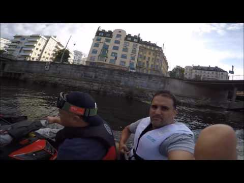 Stockholm Jet Ski Sea-Doo