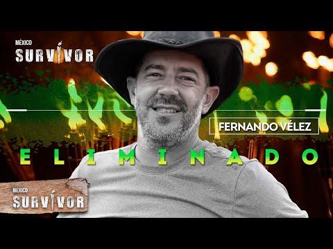 Termina el camino para Fernando Vélez en Survivor México. | Survivor México 2021