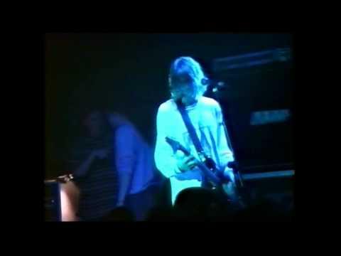 Nirvana - The Mayfair, Newcastle upon Tyne 1991