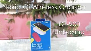 Nokia DT-900 Affordable Qi Wireless Charger Unboxing & Overview