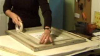 Paper Stencil Tutorial